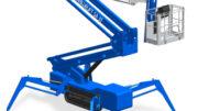 Ruthmann introduceert nieuwe 31m Bluelift spinhoogwerker