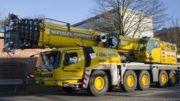 200 ton Grove voor Duitse betonbouwer BFM