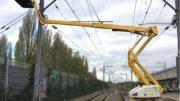 RIEL Rail Systems levert opnieuw Niftylift HR 15 4x4 Hybride Spoorhoogwerker