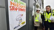 """Veiligheidsdag in de bouw: """"Je werkt veilig of je werkt niet"""""""