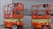 Nieuwe LGMG schaarhoogwerkers voor BAC Hoogwerker Verhuur B.V.