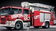 Bronto Skylift introduceert nieuwe '3 in 1' brandweerhoogwerker