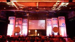 Riwal-conferentie in Van Nelle Fabriek