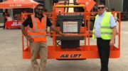 JLG Delivers First Machines to Al Laith