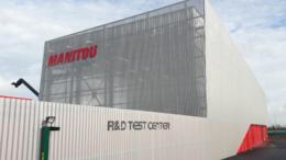 Manitou opent nieuw onderzoeks- en ontwikkelingstestcentrum