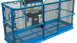 Genie Lift Guard Platform Mesh