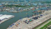 Twee 41 tons kranen voor Rotterdam Short Sea Terminals